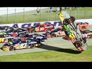 NASCAR got a tax break - increased depreciation. Understandable really