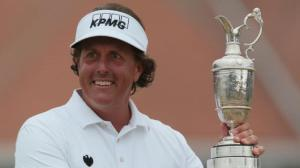 British Open Champion July 21, 2013. Love the hat