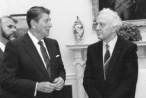 Reagan proved adept at defeating Georgians