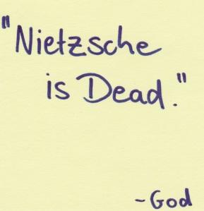 nietzsche-is-dead