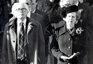 Michael Foot always had a sense of occasion